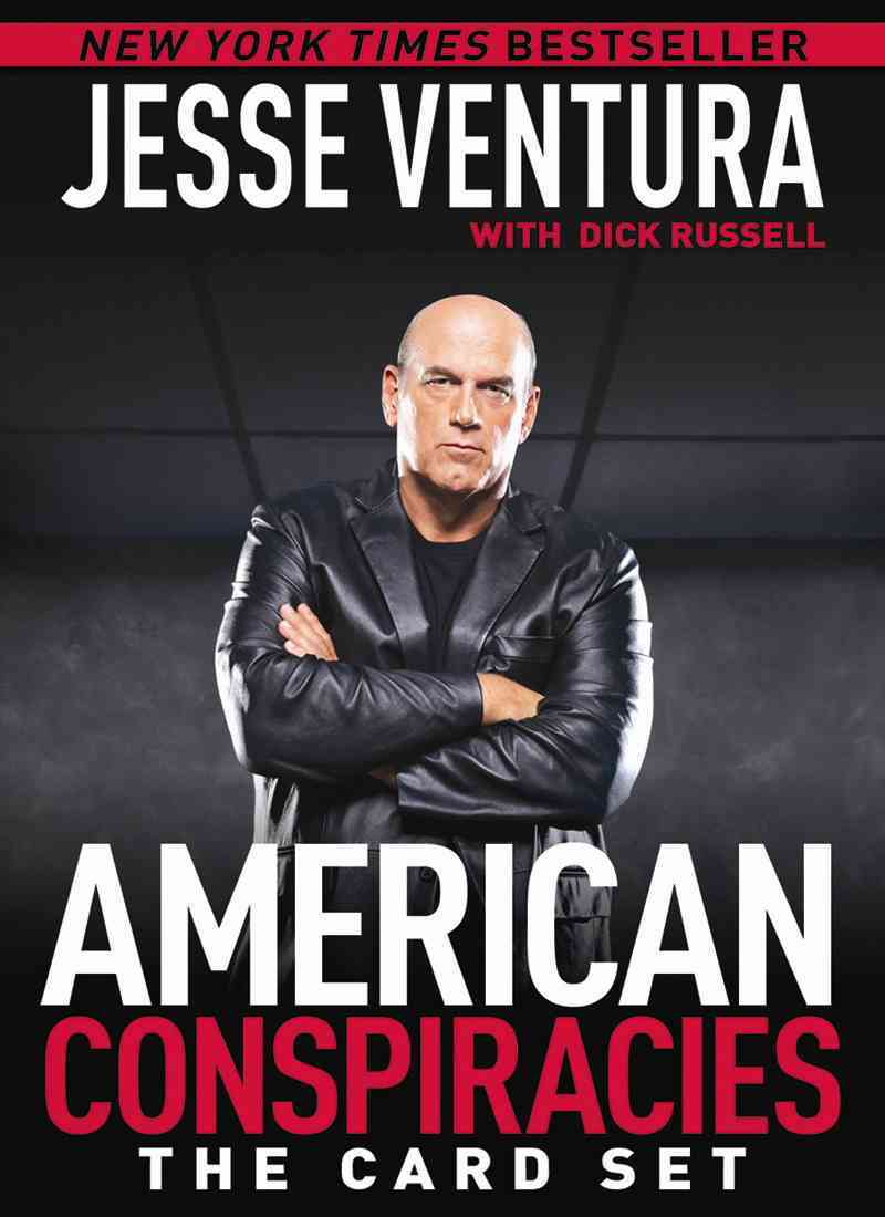 American Conspiracies By Ventura, Jesse/ Russell, Dick (CON)